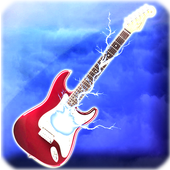 Power guitar HD 🎸 chords, guitar solos, palm mute icon