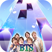 Dynamite - BTS KPOP Piano Tiles icon
