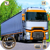 Euro Truck Driver 3D: Top Driving Game 2020 icon