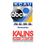 KCAU 9 Weather icon