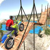 Bike Stunt Race 3d Bike Racing Games - Games 2020 icon