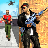 US Police Secret Agent Crime Shooting Games 2020 icon