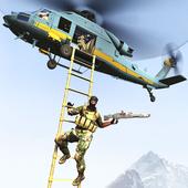 Counter Terrorist Striker 3D: Battleops Free Fire icon