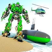 Submarine Robot icon