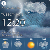 Weather Forecast, Weather Map& Weather Alerts 2020 icon
