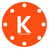 Guide Kinemaster Video Editing icon