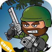 Walkthrough For Mini Militia Doodle Army Gun 2020 icon