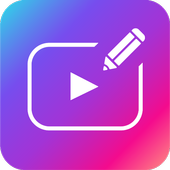 Text on Video: Vont & Phonto Video Collage maker icon