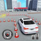 Modern Car Drive Parking 3d Game - Car Games icon