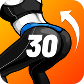 30 Day Butt & Leg Workouts icon