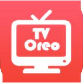 Oreo Live Tv Player icon
