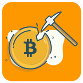 BTC Cloud Mining - Earn BTC icon