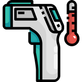 Portable Thermometer icon