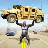 Bigfoot Apes War icon