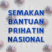 Semakan Bantuan Prihatin Nasional icon