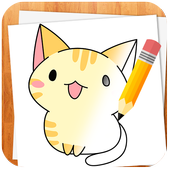 How to Draw Kawaii Drawings icon