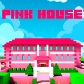Pink Princess House icon