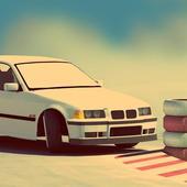 Drifting BMW icon