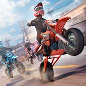 Real Motor Bike Racing icon