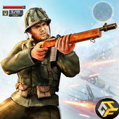 World War 2 Army Squad Heroes : Fps Shooting Games icon