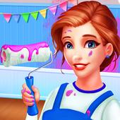 Design My House - Home Decor Makeover Game icon