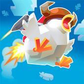 Jetpack Chicken icon