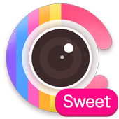 Sweet Candy Cam - selfie editor & beauty camera icon
