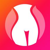Body Tune: slim and skinny, reshape photo editor icon