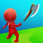 Move.io: Move Stop Move - Stickman Crowd 3D icon