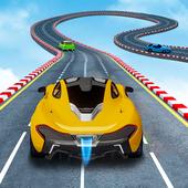 Extreme Ramp Car Stunts 3D - Ramp Stunt Car Games icon