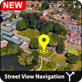Maps - Live Street Map: GPS Navigation & Direction icon