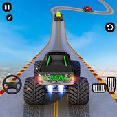 Ramp Monster Truck Stunts:New Racing Games icon