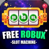 Robux Casino : Free Robux Slot Machine & RBX Wheel icon