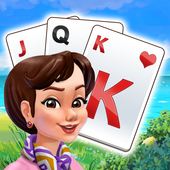❤️👑Kings & Queens: Solitaire Tripeaks icon