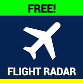 Flight Radar & Flight Tracker icon