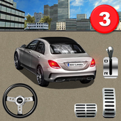 Multi Level Real Car Parking Simulator 2019 🚗 3 icon
