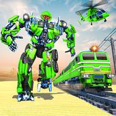 Grand Train Robot Transformation icon