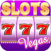 777Classic Vegas Slots-2500000 Free Coins Everyday icon