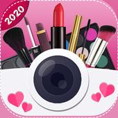 Face Makeup Camera icon