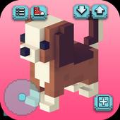 Pet Puppy Love: Girls Craft icon