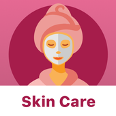 Skincare and Face Care Routine icon