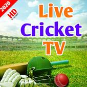 Live Cricket TV HD For FREE 2020 icon