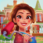 Delicious B&B: Match 3 game & Interactive story icon