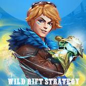 LoL Wild Rift Mobile Strategy icon