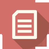 Notes Writer icon