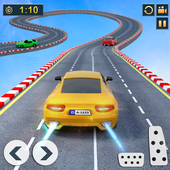 Ramp Car Stunts Racing - Free New Car Games 2020 icon