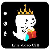 Live Girl Chat For Bigu Lite & Secret guide icon