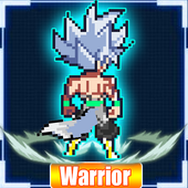 I'm Ultra Warrior : Tourney of warriors V.5 icon