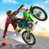 Bike Stunt 2 Bike Racing Game - Offline Games 2020 icon