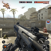 Sniper Shooting 3D Battle - Gun Shooter Games Free icon